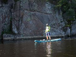 Выборг sitio de stand up paddle / paddle surf en Rusia