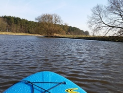 Aller (Wehr bei Offensen) paddle board spot in Germany