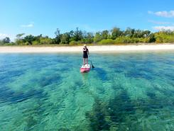 Busuanga spot de stand up paddle en Philippines