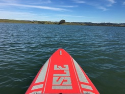 Elkhorn Slough paddle board spot in United States