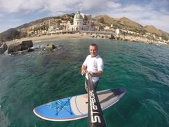 wcm paddle board spot in Italy