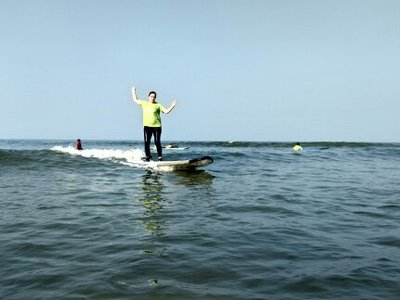 Mantra Surf Club Mulki spot de stand up paddle en Inde