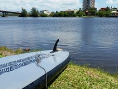 mampituba sitio de stand up paddle / paddle surf en Brasil