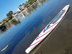 lake perris california  spot de SUP em Estados Unidos