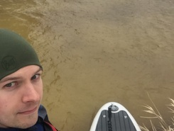 Whitemud Creek spot de stand up paddle en Canada