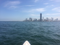 El Laguito - Cartagena de Indias - Colombia paddle board spot in Colombia