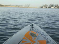 ringvaart paddle board spot in Netherlands