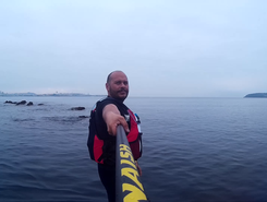 Playa Bastiagueiro spot de stand up paddle en Espagne