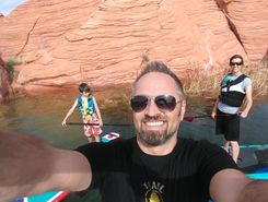 sand hollow spot de stand up paddle en États-Unis