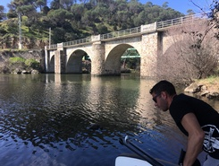 Embalse de San Juan spot de stand up paddle en Espagne