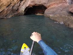 Playa de Antequera spot de stand up paddle en Espagne