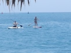 Rosario islands  spot de stand up paddle en Colombie