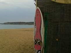 algajola sitio de stand up paddle / paddle surf en Francia