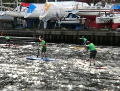 Totnes, Devon  spot de stand up paddle en Royaume-Uni