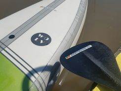 icg paddle board spot in Brazil