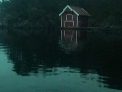 vassendvik  paddle board spot in Norway