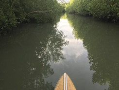 Mrigadayavan Palace paddle board spot in Thailand