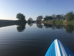 Wallers Haven paddle board spot in United Kingdom
