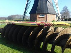 De groeve, de molen paddle board spot in Netherlands