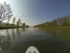 Mittellandkanal Bad Essen  sitio de stand up paddle / paddle surf en Alemania