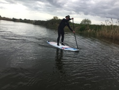 Wallers Haven spot de stand up paddle en Royaume-Uni
