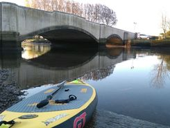 River frome, Wareham Quay to Poole harbour spot de stand up paddle en Royaume-Uni