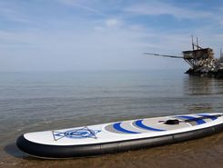 stand up paddling  spot de stand up paddle en Italie