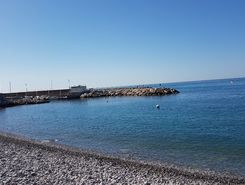 cros de cagnes  paddle board spot in France
