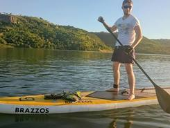 CAMPING DE IPAUSSU - SP paddle board spot in Brazil