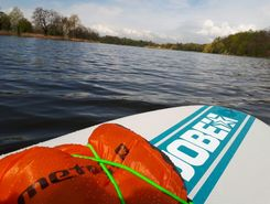 Dolni Pocernice - Velky rybnik paddle board spot in Czech Republic