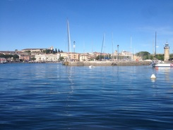 Desenzano sitio de stand up paddle / paddle surf en Italia