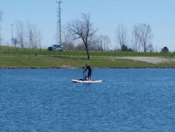 Welland Canal  sitio de stand up paddle / paddle surf en Canadá