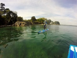 cap coz  sitio de stand up paddle / paddle surf en Francia