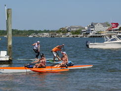 Wrightsville Beach (Wrightsville Beach - États-Unis) sitio de stand up paddle / paddle surf en Estados Unidos