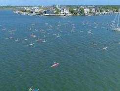 Wrightsville Beach sitio de stand up paddle / paddle surf en Estados Unidos