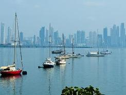 amador paddle board spot in Panama