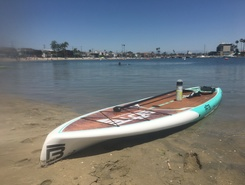 Mothers Beach Napels Island SUP spot de stand up paddle en États-Unis