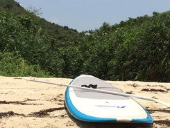 kSC spot de stand up paddle en R.A.S. chinoise de Hong Kong