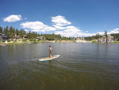 Big Bear Lake spot de SUP em Estados Unidos