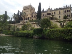 Isola del Garda sitio de stand up paddle / paddle surf en Italia