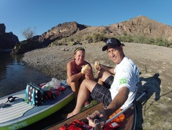Willow Beach Marina spot de SUP em Estados Unidos