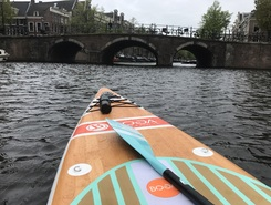 M&M Stand Up Paddling  paddle board spot in Netherlands