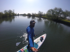 saintes spot de stand up paddle en France