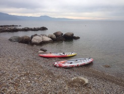 Dusano, Manerba  sitio de stand up paddle / paddle surf en Italia