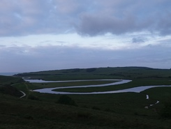Cuckmere Valley sitio de stand up paddle / paddle surf en Reino Unido