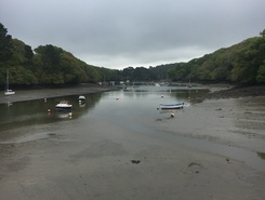 Port Navas - Helford River spot de stand up paddle en Royaume-Uni
