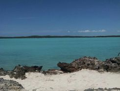Chalk Sound National Park spot de SUP em Ilhas Turks e Caicos