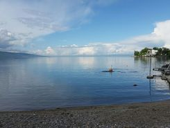 Swiss Paddle Vevey sitio de stand up paddle / paddle surf en Suiza