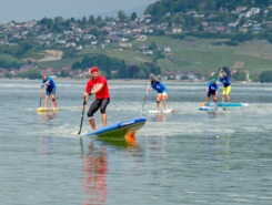Murtensee sitio de stand up paddle / paddle surf en Suiza
