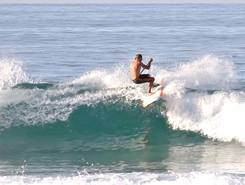 Praia da Barra- Posto 8 sitio de stand up paddle / paddle surf en Brasil